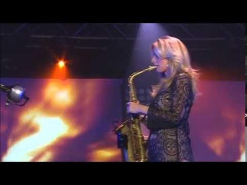 Candy Dulfer - On & On (Live 2009)