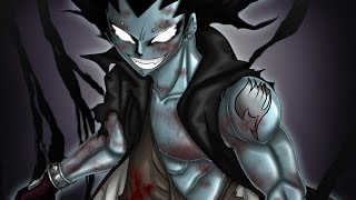 Fairy  tail AMV Gajeel vs Torafusa Tartaros • War of Change