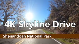 4K Skyline Drive