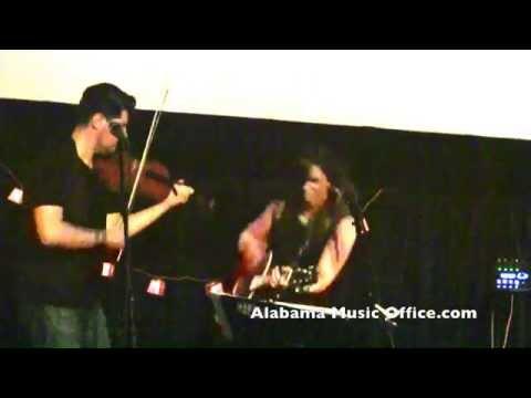 Hope Cassity and Adam Stewart in Alaska
