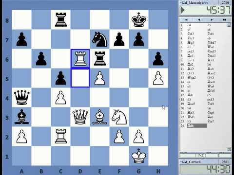 Gashimov Memorial Round 1 Recap with Magnus Carlsen vs  Shakryiar Mamedyarov Queens Gambit Cambridge