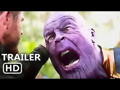 AVENGERS INFINITY WAR Extended Blu-Ray Trailer (2018) 4K Ultra HD Mp3