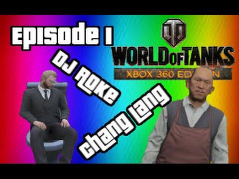 World of Tanks - Ep.1 - Uncle Chang Lang(Xbox360)