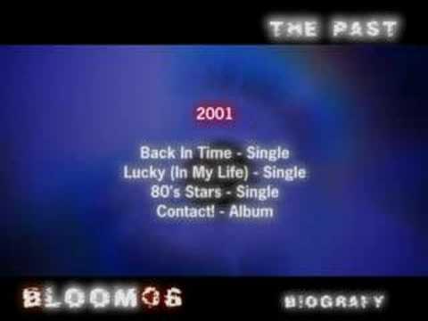 Bloom06 - English Bio Past Discography