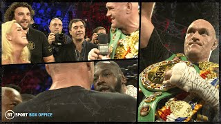 "Download ""What a fighter you are!"" This is what Wilder & Fury said to each other in the ring after the fight Mp3 and Videos"