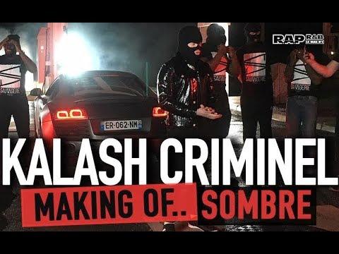 Kalash Criminel : Le Making Of Du Clip De Sombre Avec Vincent Elbaz !