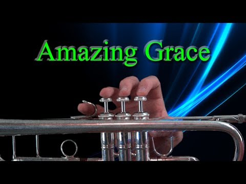 How to play Amazing Grace on Trumpet