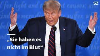 Trump vs. Biden - Das erste TV-Duell