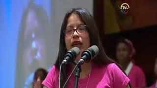Nohelia Rivas - Sesión 479 - #DíaDeLaNiña - Comisión General