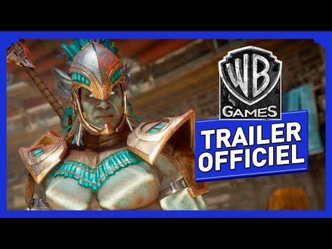 Mortal Kombat 11 - Découvrez Kotal Kahn, Empereur de l'Outremonde - Trailer de Gameplay thumbnail