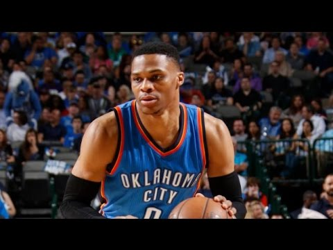 Russell Westbrook's 37/13/10 Leads Comeback Against the Mavs! | March 27, 2017