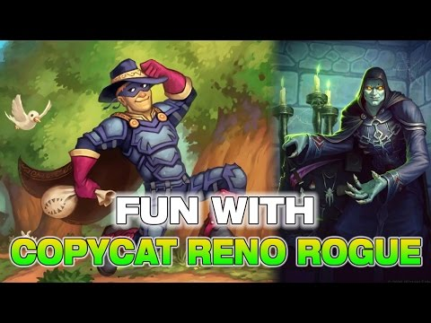 Fun with copycat reno rogue