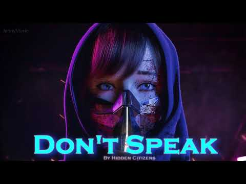 EPIC COVER | ''Don't Speak'' by Hidden Citizens (Reawakenings Vol.2)