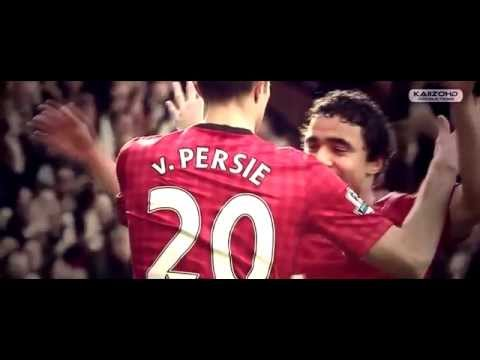 Robin Van Persie  Legend of Manchester HD