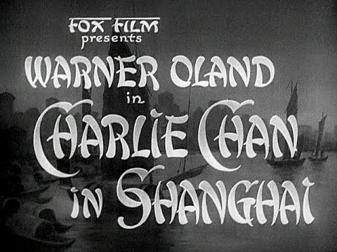 ➤ L' artiglio Giallo ◉ Film completo 1935 ❖Charlie Chan a Shanghai ▦ by ☠Hollywood Cinex™