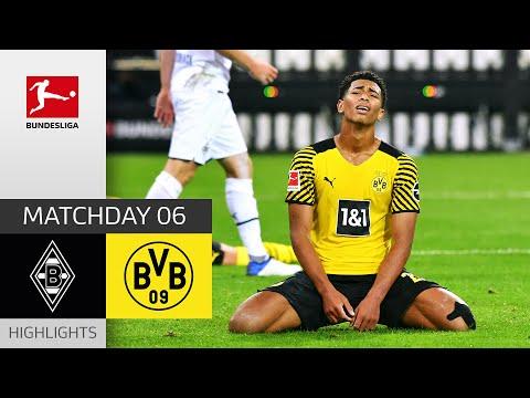 Borussia Moenchengladbach Borussia Dortmund Goals And Highlights