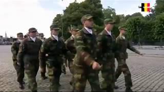 Echec dans le défilé belge du 21 juillet 2019 thumbnail