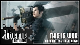 This Is War Remastered - Final Fantasy Music Video - 30 Seconds To Mars