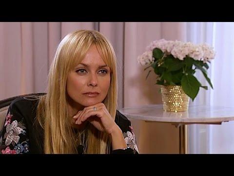 Izabella Scorupco om att åldras i filmbranschen - Nyhetsmorgon (TV4)