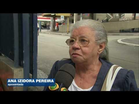 Greve prejudica transporte público em São Paulo