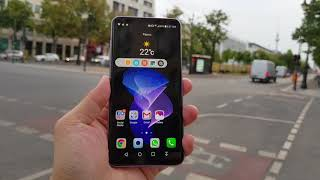 LG V30 Plus Unboxing +  Hands On