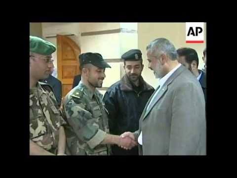WRAP Israeli troops clash with Palestinians, Haniyeh, Hamas on Jordan snub