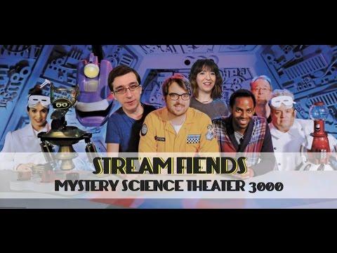 Stream Fiends: Mystery Science Theater 3000 on Netflix