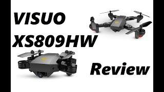 VISUO XS809HW - Review