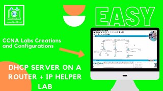 DHCP Server on a Router + IP Helper Lab - #11