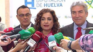 """Montero: """"No es incompatible una fiscalidad justa con donaciones"""""""