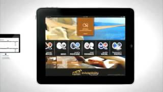 Repeat youtube video Best hotel App for smartphones, iPhone, iPad, Android