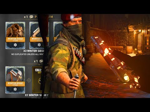 Here's How To Get a COD WW2 Winter Bribe And More