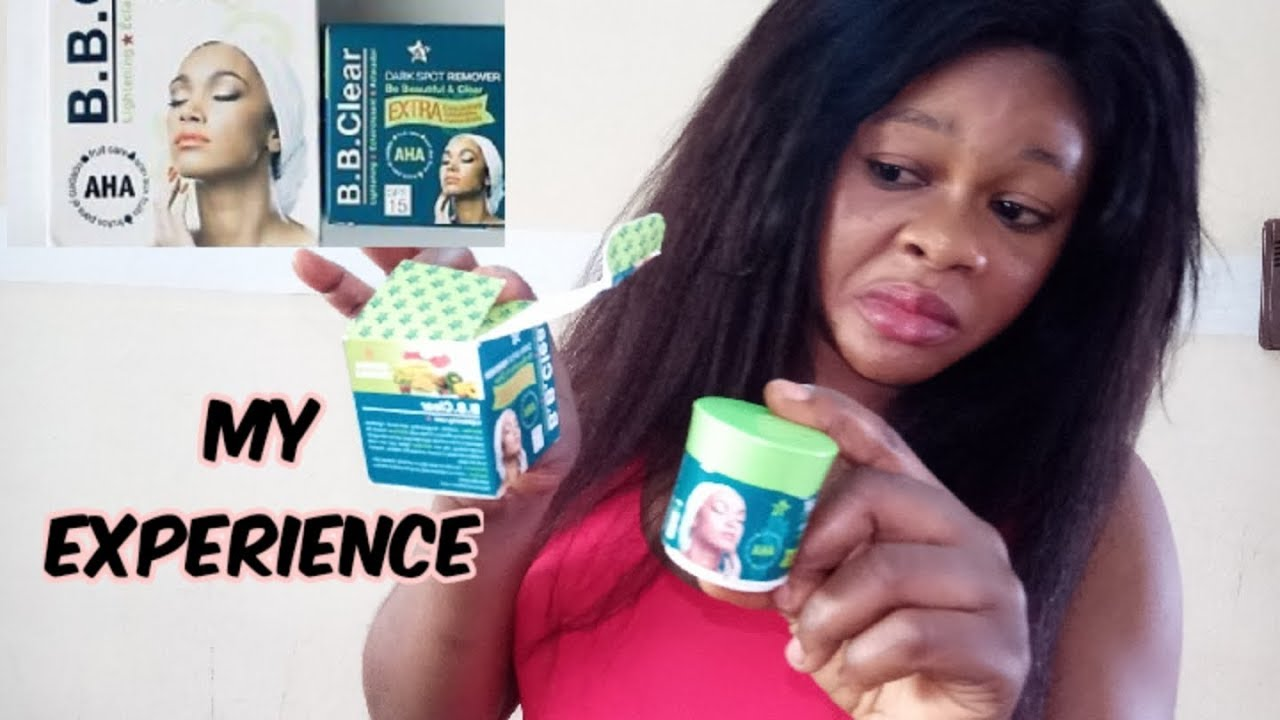 Download MY EXPERIENCE WITH B.B CLEAR DARK SPOT REMOVER | Pamax Tv