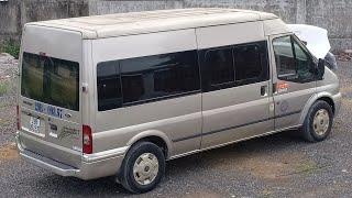 Transit 16 chỗ 2009 xe không lỗi  giá tốt alo 0988800365