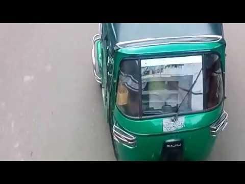 Incredible Dhaka CNG Driver