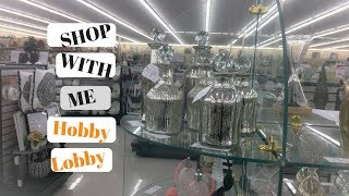 HOBBY LOBBY SHOP WITH ME-OCTOBER 2017 thumbnail