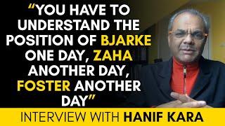 Ханиф Кара о своей инженерной практике и работе с Захой Хадид, Бьярке Ингельс и Норманом Фостером