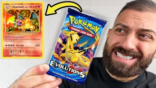 I Can't Stop Pulling CHARIZARD | Opening 7,500 Packs