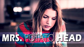 cassie & effy || mrs. potato head
