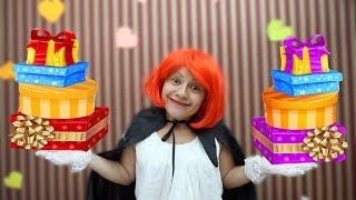 Ziua de nastere a Fetitei Ely   Multe surprize si multe cadouri    Bogdan's Show