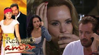 Un refugio para el amor - Capítulo 123: ¡A Gala no le importa perder el bebé de Rodrigo! - tlnovelas