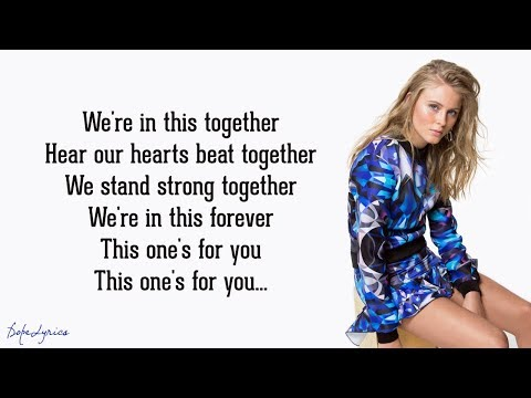 David Guetta - This One's For You (Lyrics) ft. Zara Larsson