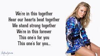 Скачать David Guetta This One S For You Lyrics Ft Zara Larsson