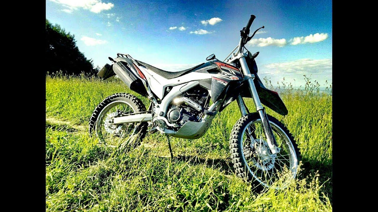 Отзыв о мотоцикле Loncin SX2