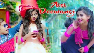 Tera Naam Rakh Diya  Deewana  Cute Love Story New bollywood song Rocky Snaha  Ujjal dance group