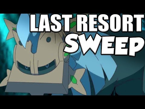 Type: Null SWEEP in Pokemon Ultra Sun and Ultra Moon - LAST RESORT OP!