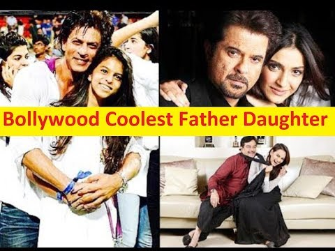 Top 10 Coolest Father and Daughter Duos In Bollywood