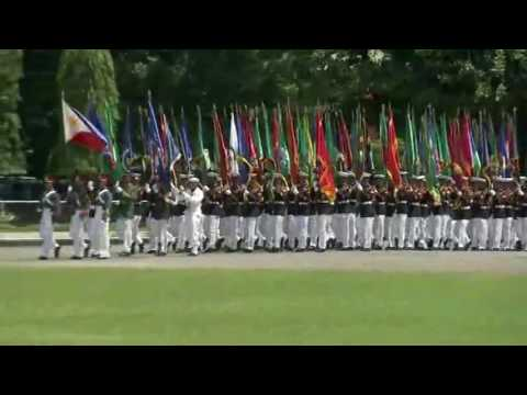 Parade and Review and AFP Change of Command Ceremony 7/1/2016