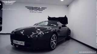 Aston Martin V8 Vantage N420 Roadster Videos