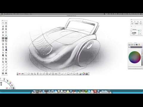 how to start digital drawing